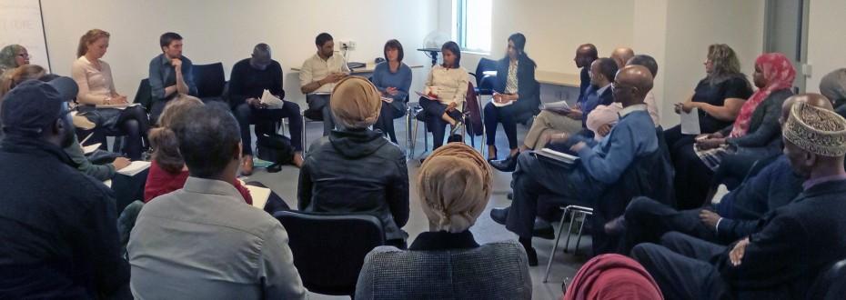 CSO Round Table meeting